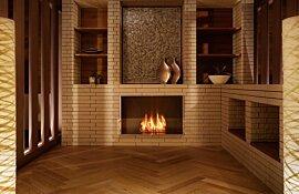 Installation Firebox 800SS Fireplace Inserts by EcoSmart Fire