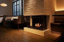 Installation Scope 340 Fireplace Inserts by EcoSmart Fire