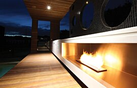 Installation XL900 Ethanol Burners by EcoSmart Fire