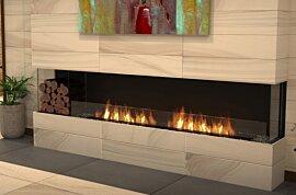 Bay Flex Series by EcoSmart Fire