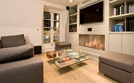 Installation AB8 Fireplace Inserts by EcoSmart Fire