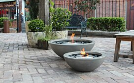 Installation Lighthouse 900 Fire Pits by EcoSmart Fire