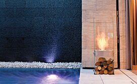 Installation Firebox 1200SS Design Fireplaces by EcoSmart Fire