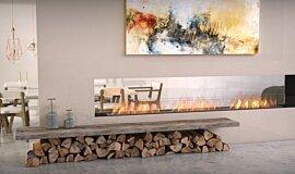 Lounge Area Flex Fireplaces Flex Sery Idea