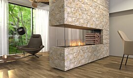 Living Area Flex Fireplaces Flex Sery Idea
