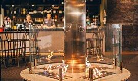 [m]eatery  XL Series Ethanol Burner Idea