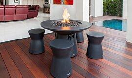 Tall Fire Tables Ideas