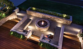 Oswald Down South Home AB Series Ethanol Burner Idea