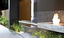 Private Residence BK Series Ethanol Burner Idea