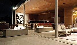 Private Residence XL Series Ethanol Burner Idea