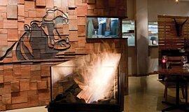 Hippo Creek African Grill XL Series Ethanol Burner Idea