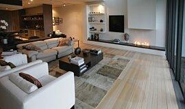 Pia Ruggeri Indoor Fireplaces Ethanol Burner Idea