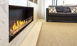 Tresor Drummoyne Indoor Fireplaces Flex Fireplace Idea