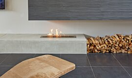 Bernn Punk Indoor Fireplaces Ethanol Burner Idea