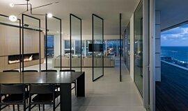 N Apartment Tel Aviv Indoor Fireplaces Ethanol Burner Idea