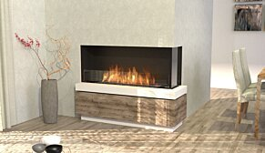 Flex 86RC.BX2 Flex Serie - In-Situ Image by EcoSmart Fire