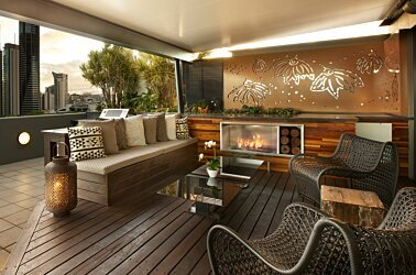 Outdoor Room