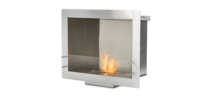 Firebox 900SS Fireplace Insert - Studio Image by EcoSmart Fire