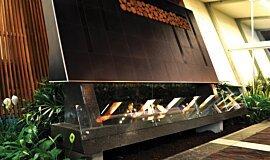 Calamvale Hotel, Sydney Hospitality Fireplaces Ethanol Burner Idea