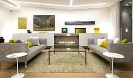 Paddington Residence Builder Fireplaces Ethanol Burner Idea