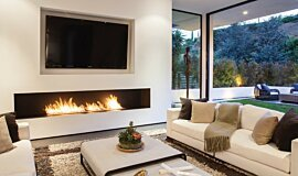 Rising Glen Builder Fireplaces Ethanol Burner Idea