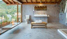 Lyhnos Hotel Cyprus Hospitality Fireplaces Designer Fireplace Idea
