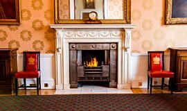 Trinity House Builder Fireplaces Ethanol Burner Idea