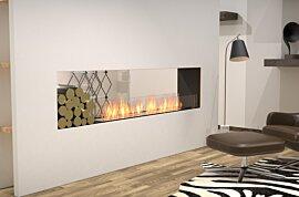 Flex 86DB.BX1 Flex Fireplace - In-Situ Image by EcoSmart Fire