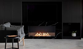 Syrenuse Apartments Apartment Fireplaces Flex Fireplace Idea