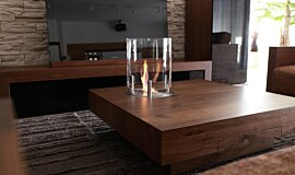 Merkmal Showroom Residential Fireplaces Ethanol Burner Idea