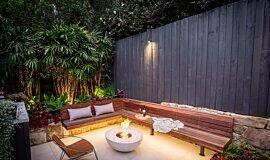 Stone Lotus Landscapes Outdoor Fireplaces Fire Pit Idea