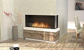 Dining Room Flex Fireplaces Flex Fireplace Idea