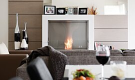 Private Client Freestanding Fireplaces Designer Fireplace Idea
