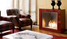 Milan Fair Freestanding Fireplaces Designer Fireplace Idea