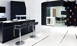 Snaidero Showroom Freestanding Fireplaces Designer Fireplace Idea