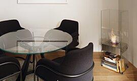 Merkmal Showroom Freestanding Fireplaces Designer Fireplace Idea