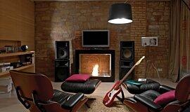 Cottage Lösch für Freunde Freestanding Fireplaces Designer Fireplace Idea