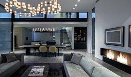 AB House Residential Fireplaces Ethanol Burner Idea