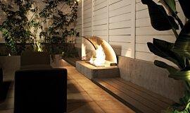 Kromer Residential Fireplaces Ethanol Burner Idea