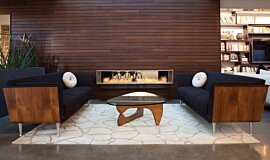 Private Residence Favourite Fireplace Ethanol Burner Idea