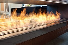 Fireplace Trays - In-Situ Image by EcoSmart Fire