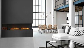 Flex 104RC.BXL Flex Fireplace - In-Situ Image by EcoSmart Fire