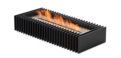 Scope 700 Fireplace Insert - Studio Image by EcoSmart Fire
