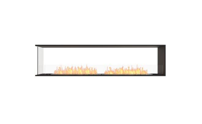 Peninsula Fireplace Insert by EcoSmart Fire