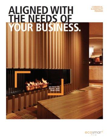 Commercial & Hospitality Program