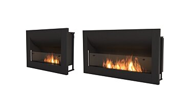 Curved Fireplaces