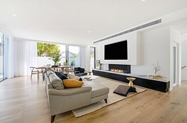 Foote Street, Brighton - Residential Fireplace Ideas