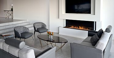 Buderim, QLD - Residential Fireplace Ideas