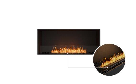 Flex 50SS Single Sided - Ethanol - Black / Black by EcoSmart Fire