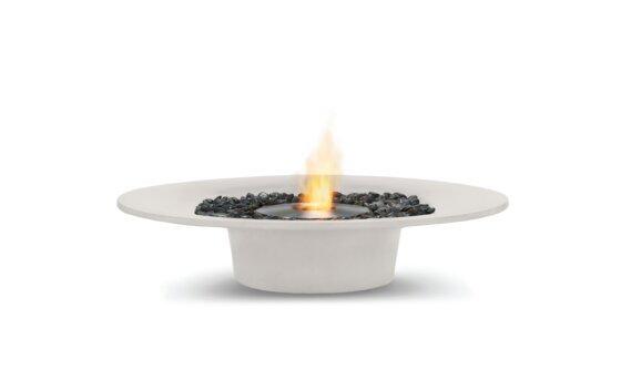 Ayre Fire Pit - Ethanol / Bone by EcoSmart Fire